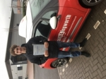 31st Jan 2017 passed with Steve Chillingworth Driver Training