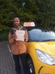 John passed with Empower Driving School