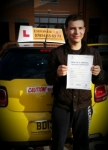 Jared passed with Empower Driving School