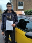 Noradeen passed with Empower Driving School