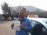 Ali passed with Empower Driving School