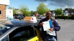 Takawana Ernest passed with Empower Driving School
