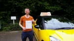 Simon Johnson passed with Empower Driving School
