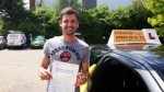 Carlos passed with Empower Driving School