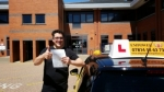 David passed with Empower Driving School