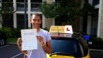 Ezzel passed with Empower Driving School