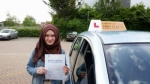 Lamis passed with Empower Driving School