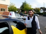 Asher passed with Empower Driving School