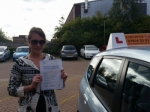 Rebecca passed with Empower Driving School