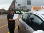 Hiva passed with Empower Driving School