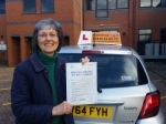 Susan passed with Empower Driving School