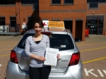 Sirane passed with Empower Driving School