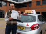 Mohammed passed with Empower Driving School