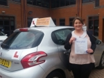 Sarah passed with Empower Driving School