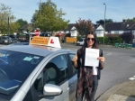 Adrienne passed with Empower Driving School