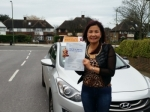 Huong passed with Empower Driving School