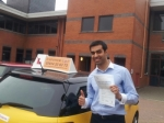 Sahil passed with Empower Driving School