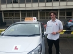 Daniel passed with Empower Driving School