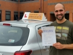 Eddie passed with Empower Driving School