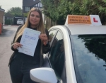 Elizabeth passed with Empower Driving School