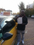 Eric passed with Empower Driving School