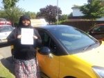 Faduma passed with Empower Driving School