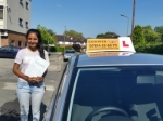 Gagan passed with Empower Driving School