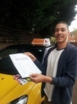 Jamaal passed with Empower Driving School