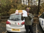 Kwabena passed with Empower Driving School