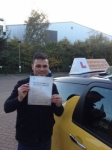 Marc passed with Empower Driving School