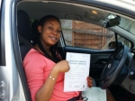 Mobi passed with Empower Driving School