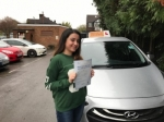 Panez passed with Empower Driving School