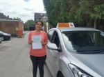 Pooja passed with Empower Driving School