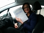 Rhiannon passed with Empower Driving School