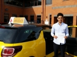 Rish passed with Empower Driving School