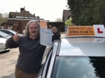 Roger passed with Empower Driving School