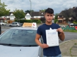 Ryan passed with Empower Driving School