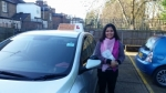 Sonia passed with Empower Driving School
