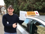 Steven passed with Empower Driving School