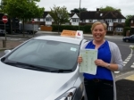 Susie passed with Empower Driving School