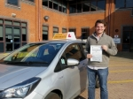 Toby passed with Empower Driving School