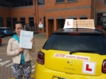 Tuyet passed with Empower Driving School