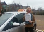 Vera passed with Empower Driving School
