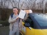 Vasile Jordan passed with Empower Driving School