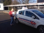 COLLETTE FLEMMING passed with Independence Driving School
