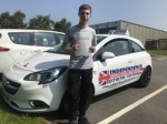 ROBERT TURNBULL passed with Independence Driving School