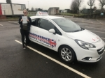 PAIGE PRICE passed with Independence Driving School