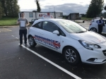 Dave Logon passed with Independence Driving School