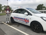 SEAN ELLIOTT passed with Independence Driving School