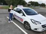 EMMA VARNEY passed with Independence Driving School